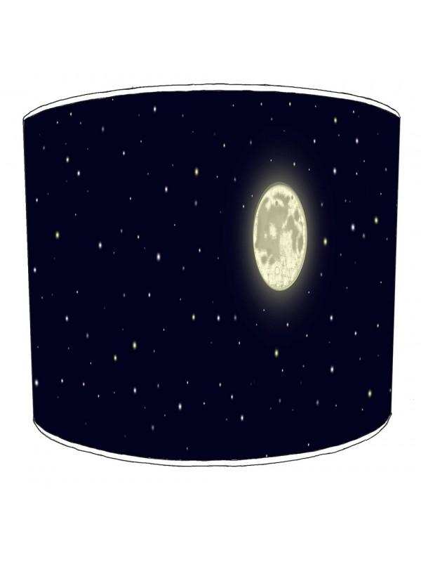 moon and stars lampshade 5