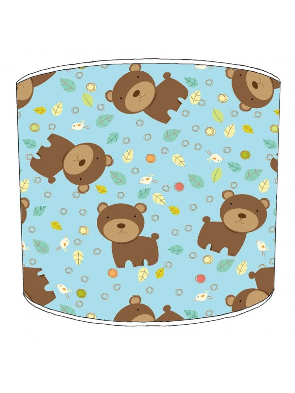 teddy bear lampshade 5