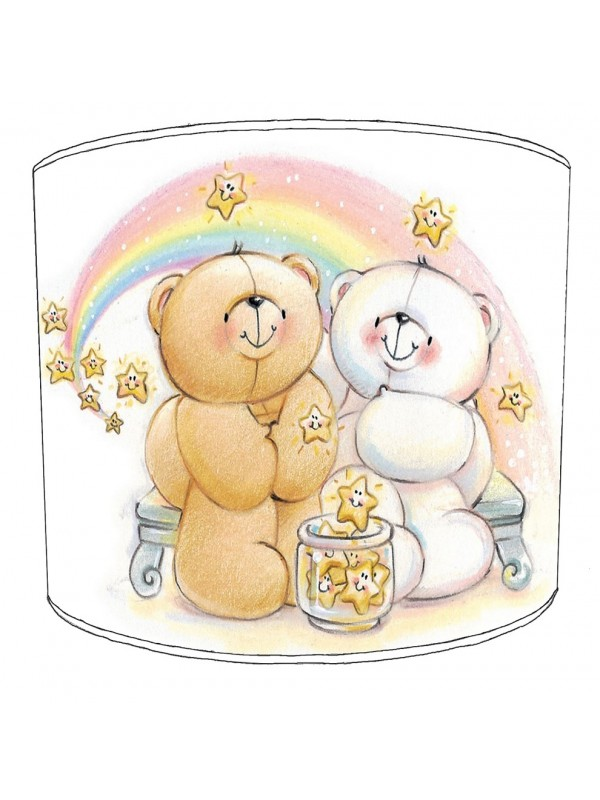 teddy bear lampshade 8