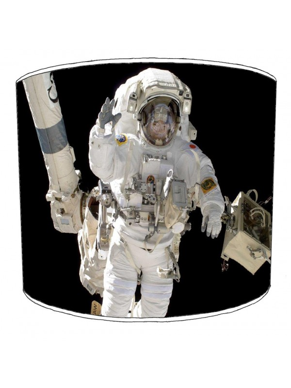 astronaut in space lampshade