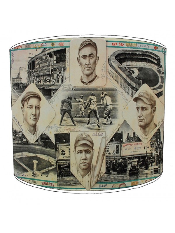 baseball lampshade 1