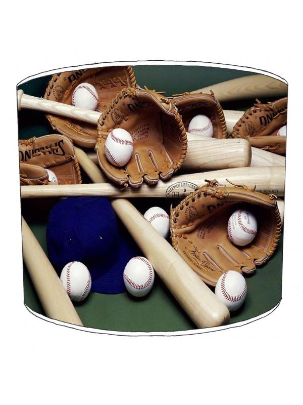 baseball lampshade 3