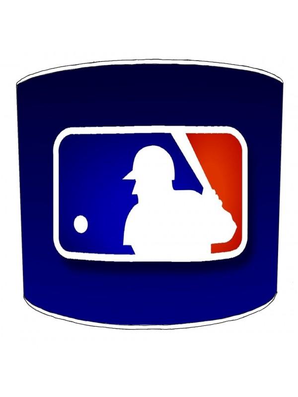 baseball lampshade 6