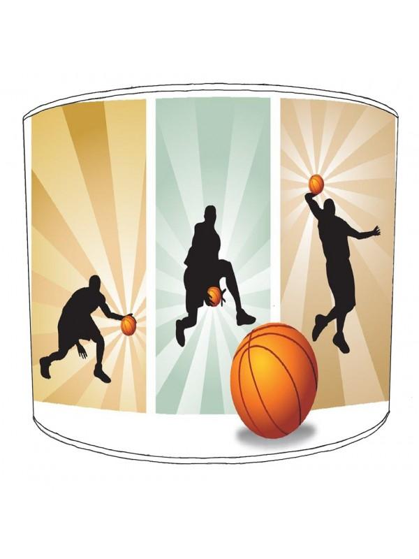 basketball lampshade 2
