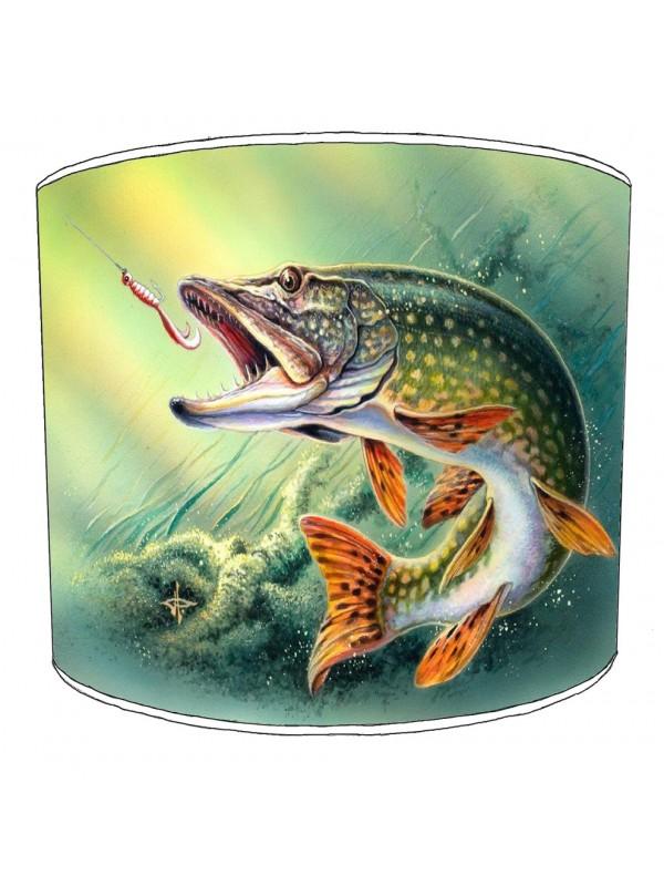 fishing lampshade 1