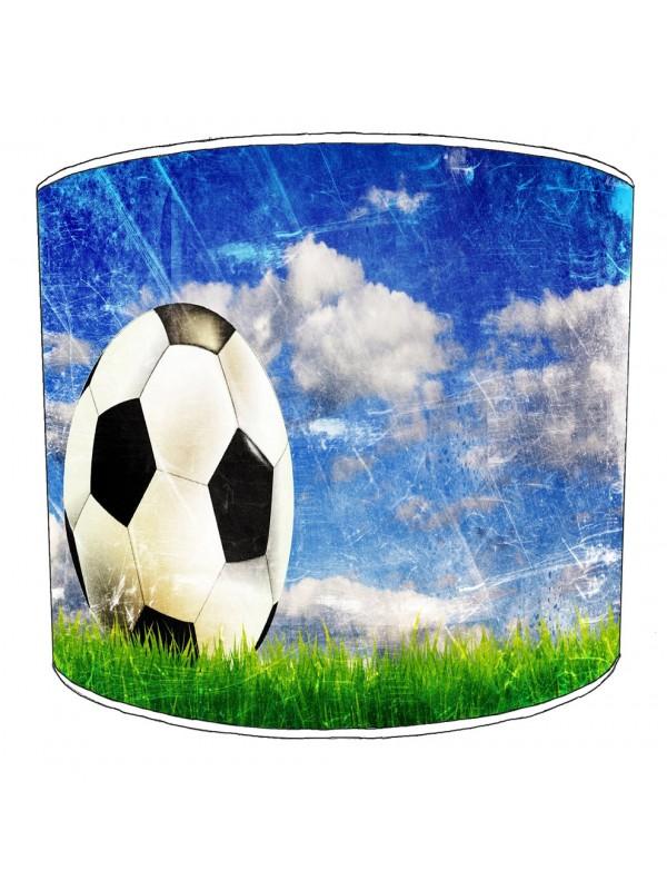 football lampshade 1
