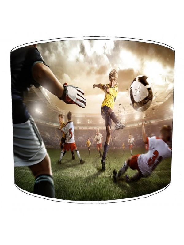 football lampshade 4