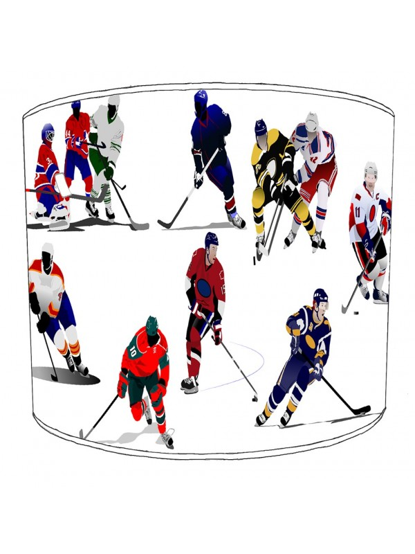 ice hockey lampshade 8