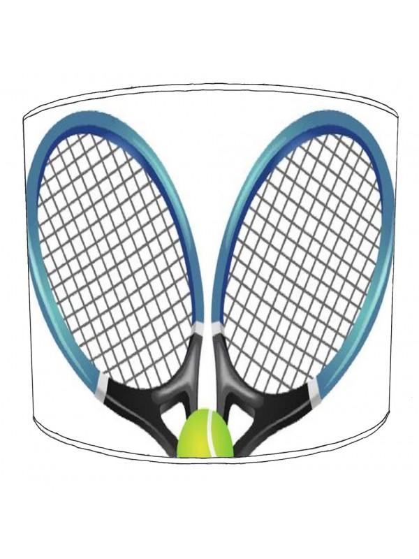 tennis lampshade 2