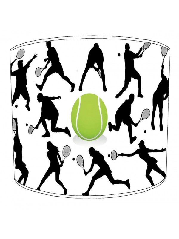 tennis lampshade 6