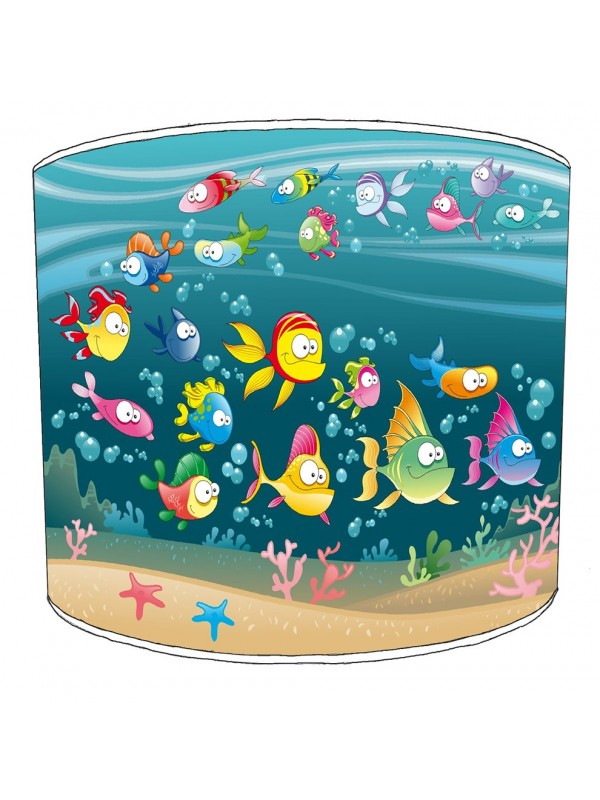 under the sea lampshade 12