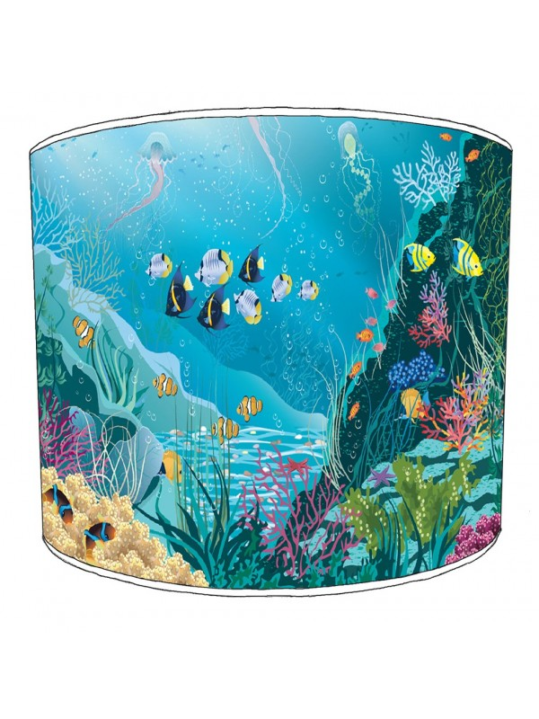 under the sea lampshade 7