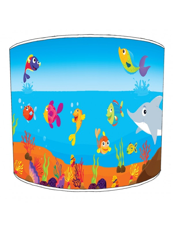 under the sea lampshade 9