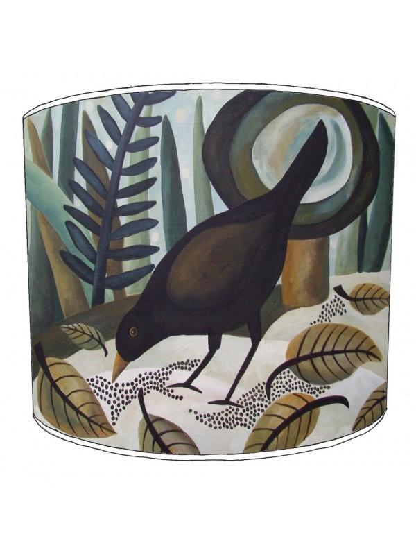 blackbird lampshade 11