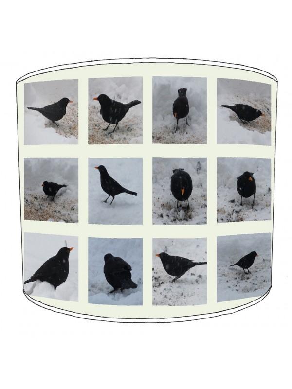 blackbird lampshade 12