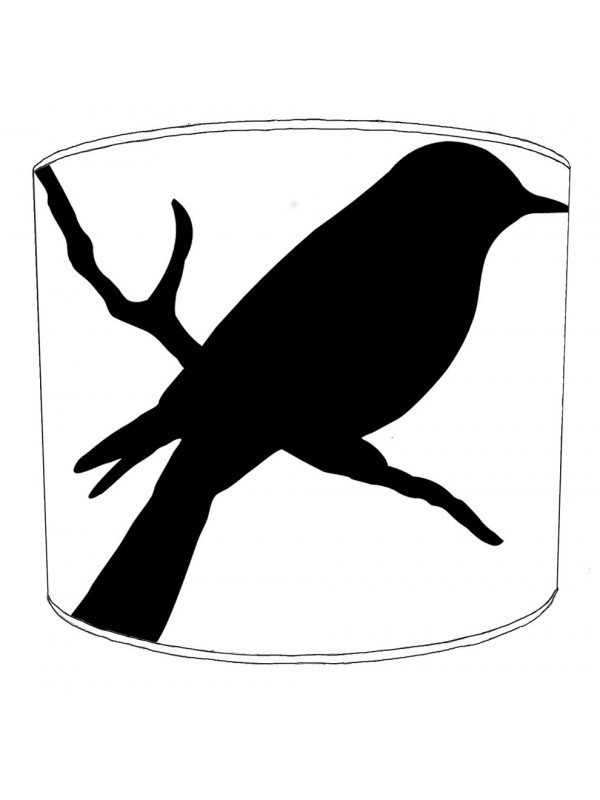 blackbird lampshade 14