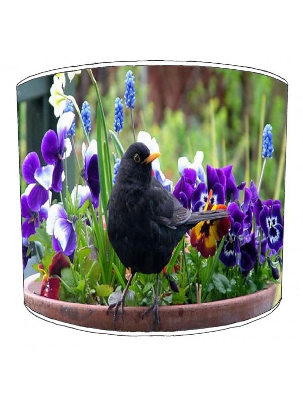 blackbird lampshade 15