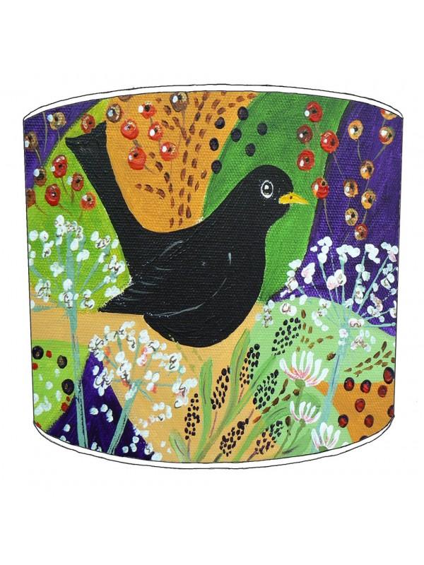 blackbird lampshade 17