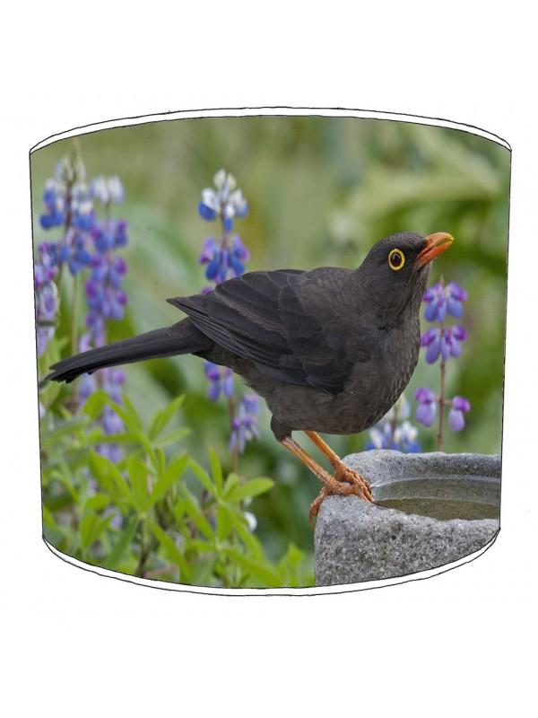 blackbird lampshade 2