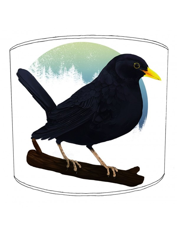 blackbird lampshade 8