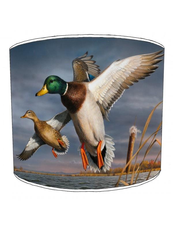 ducks lampshade 10