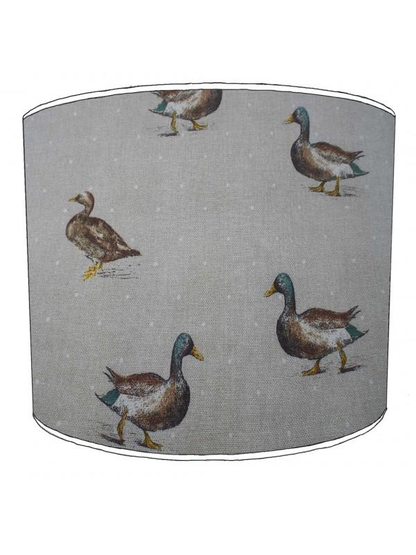 ducks lampshade 12