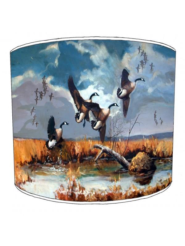 ducks lampshade 13
