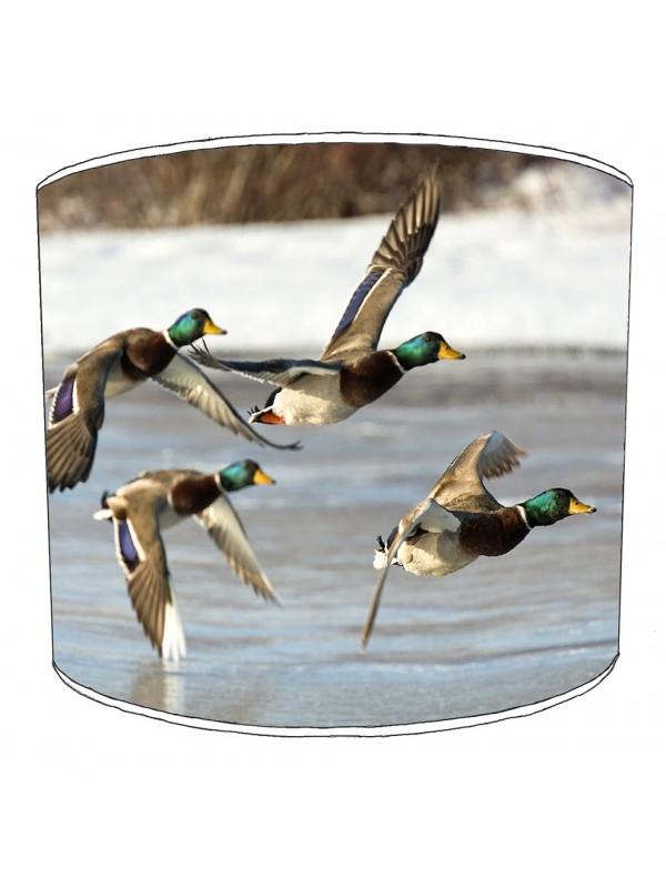 ducks lampshade 16