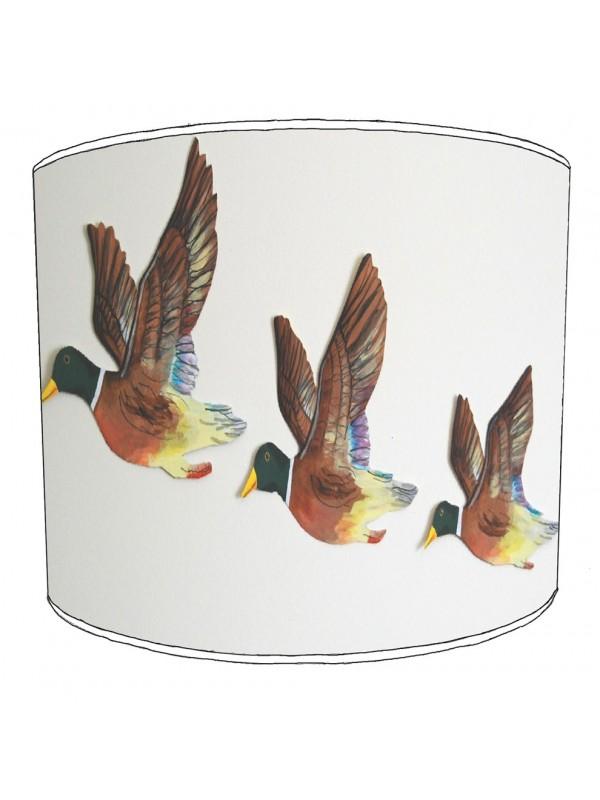 ducks lampshade 4