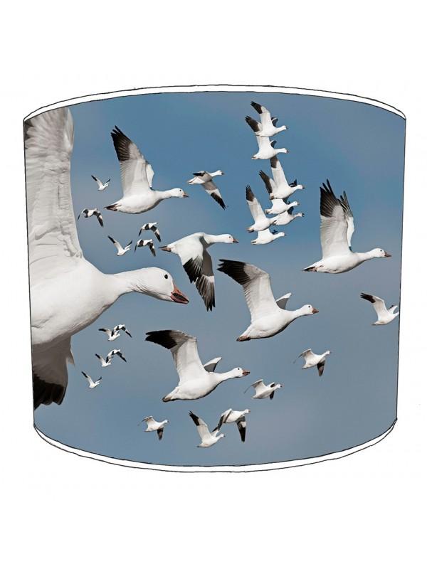 ducks lampshade 8