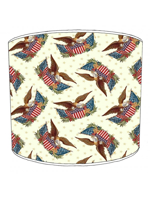 eagle lampshade 5