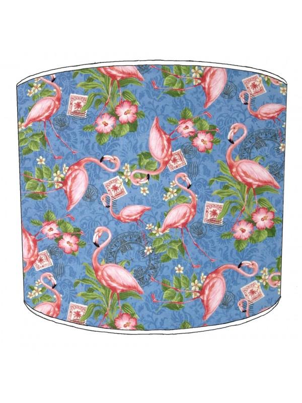 flamingo lampshade 10