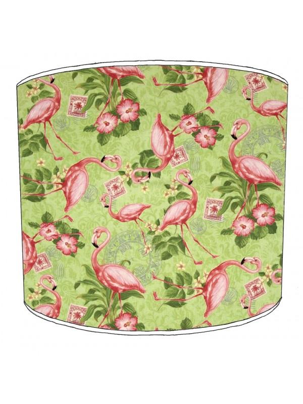 flamingo lampshade 11