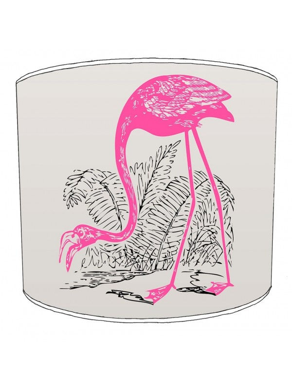 flamingo lampshade 15