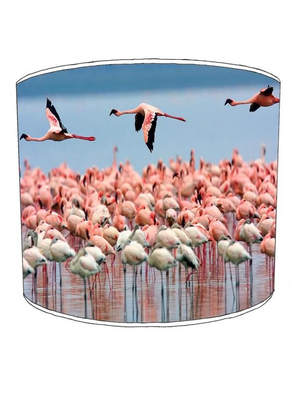 flamingo lampshade 18