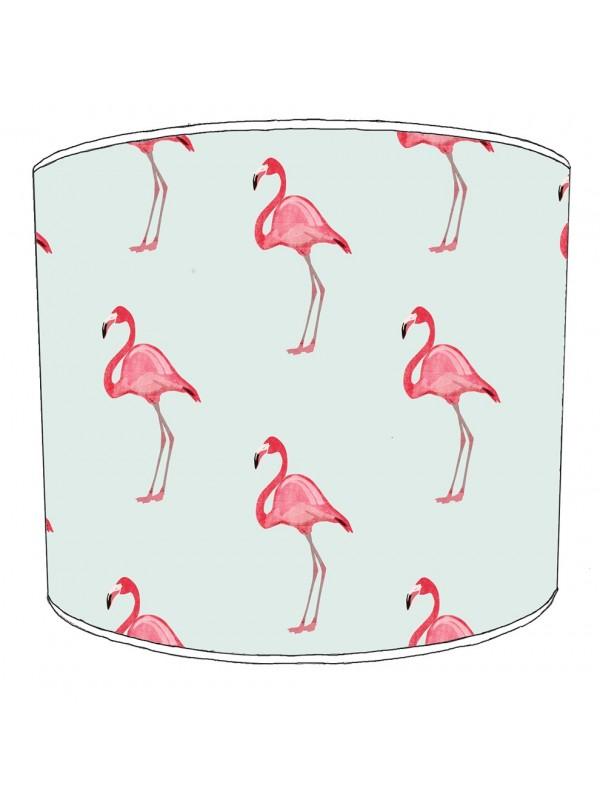 flamingo lampshade 2