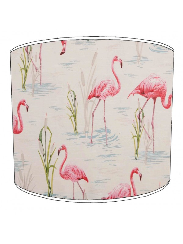flamingo lampshade 22