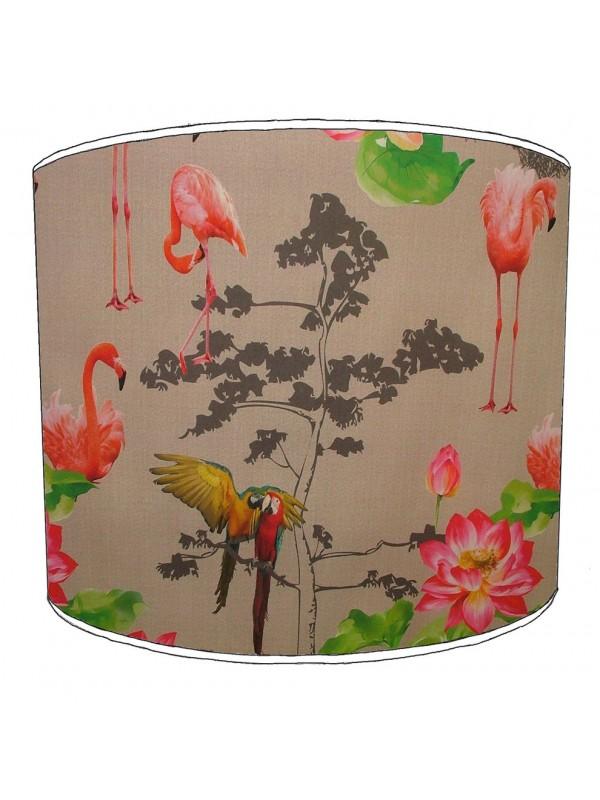 flamingo lampshade 25