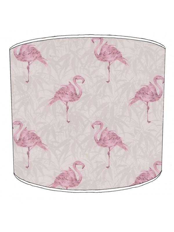 flamingo lampshade 6