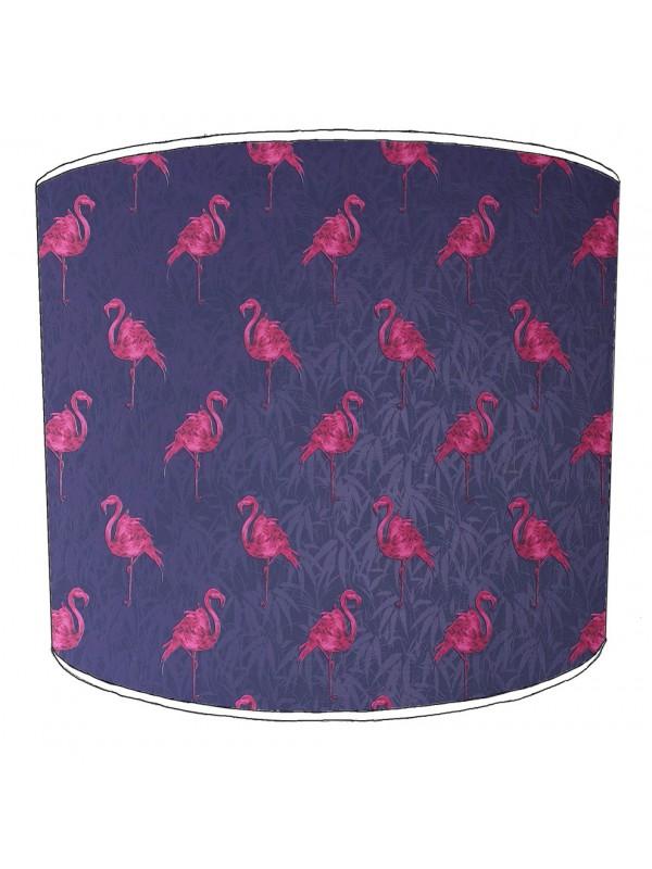 flamingo lampshade 7