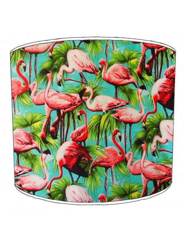 flamingo lampshade 8