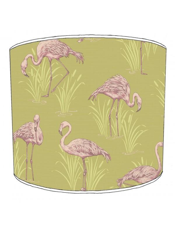 flamingo lampshade 9