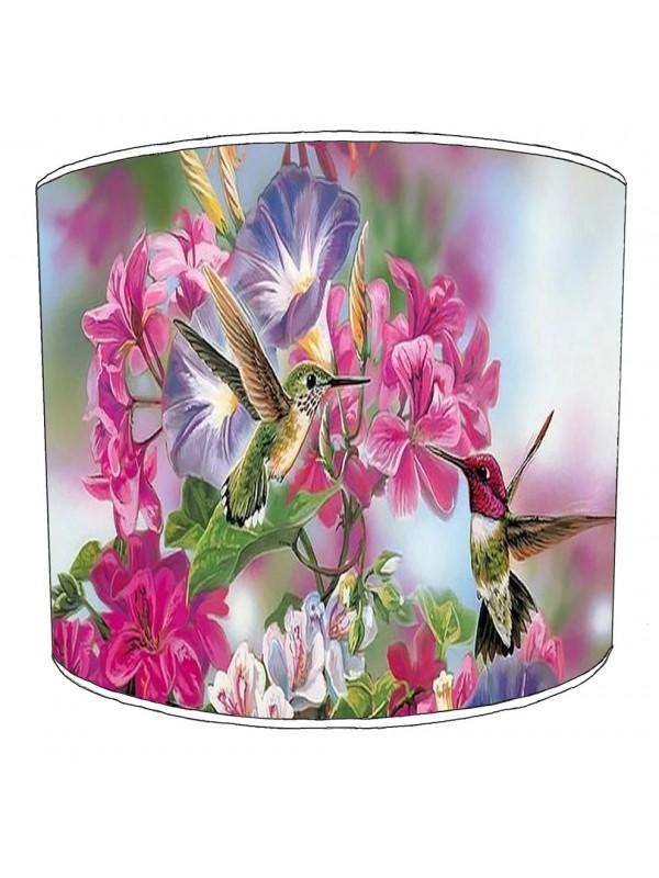 hummingbird lampshade 14