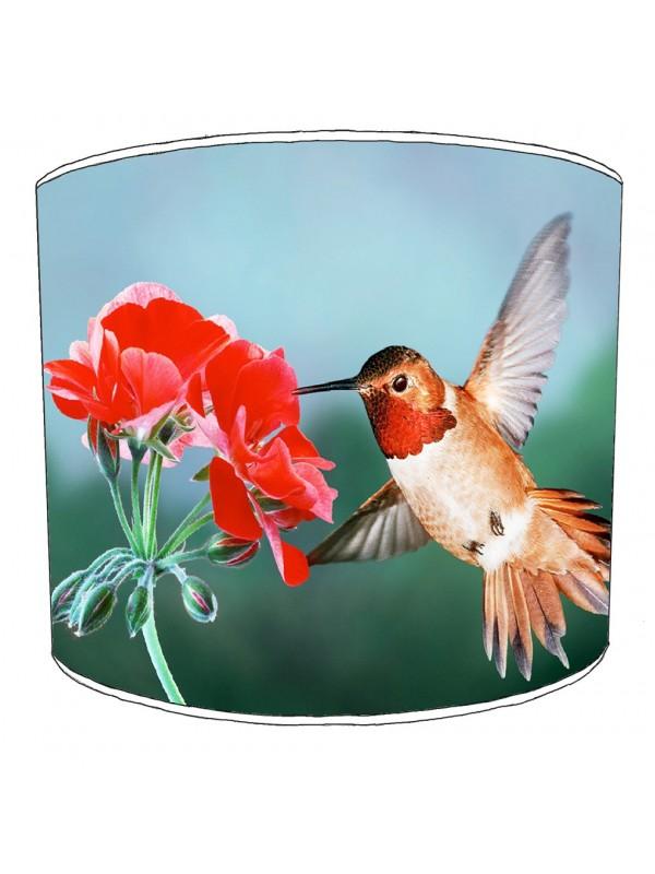 hummingbird lampshade 5