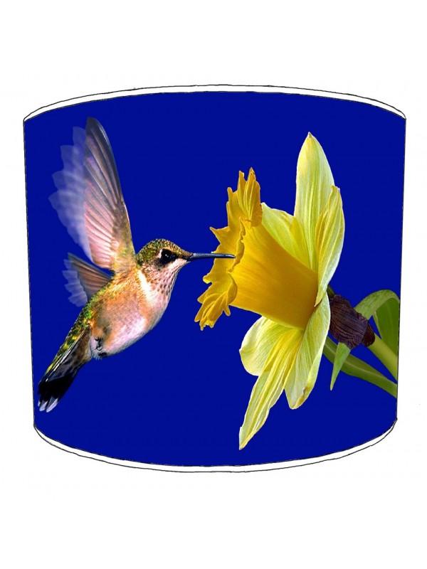 hummingbird lampshade 9