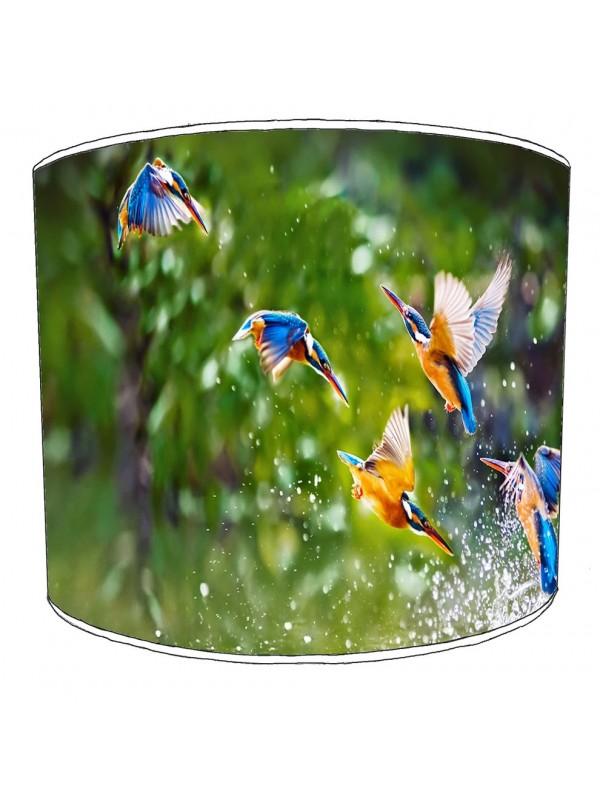 kingfisher lampshade 10