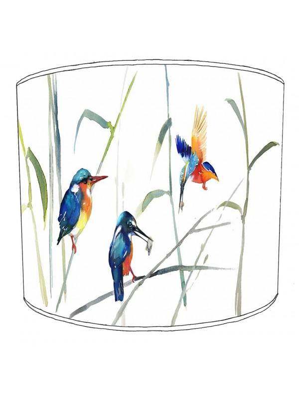 kingfisher lampshade 11