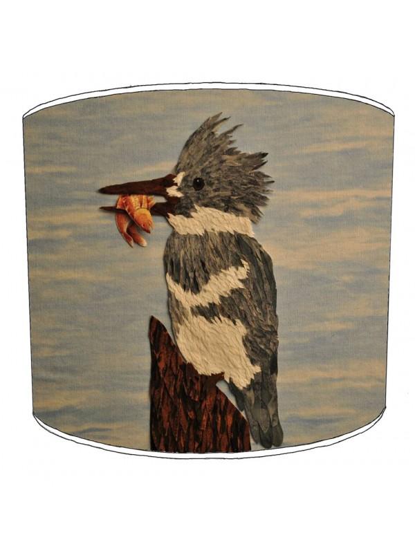 kingfisher lampshade 12