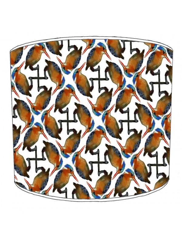 kingfisher lampshade 13