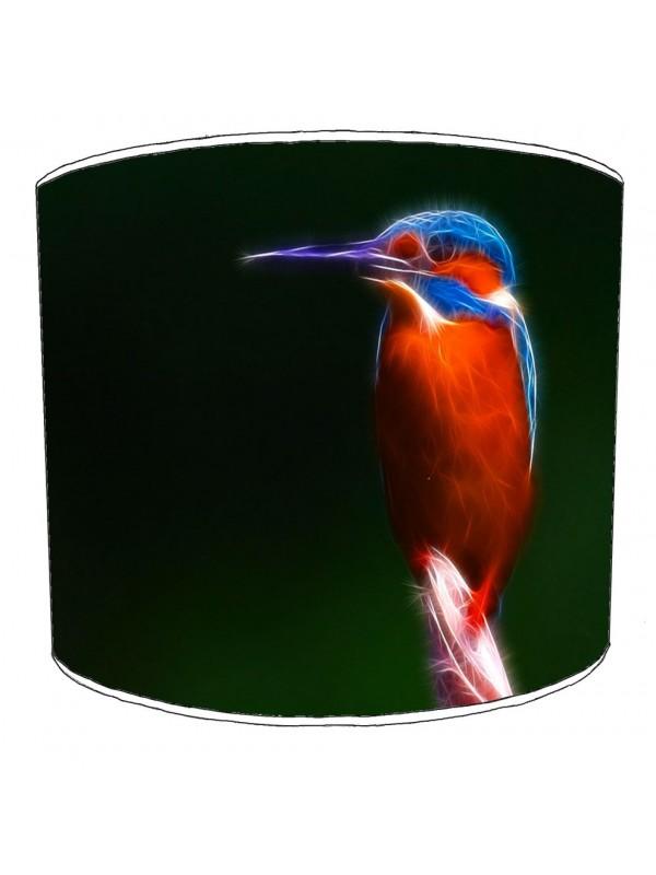kingfisher lampshade 16